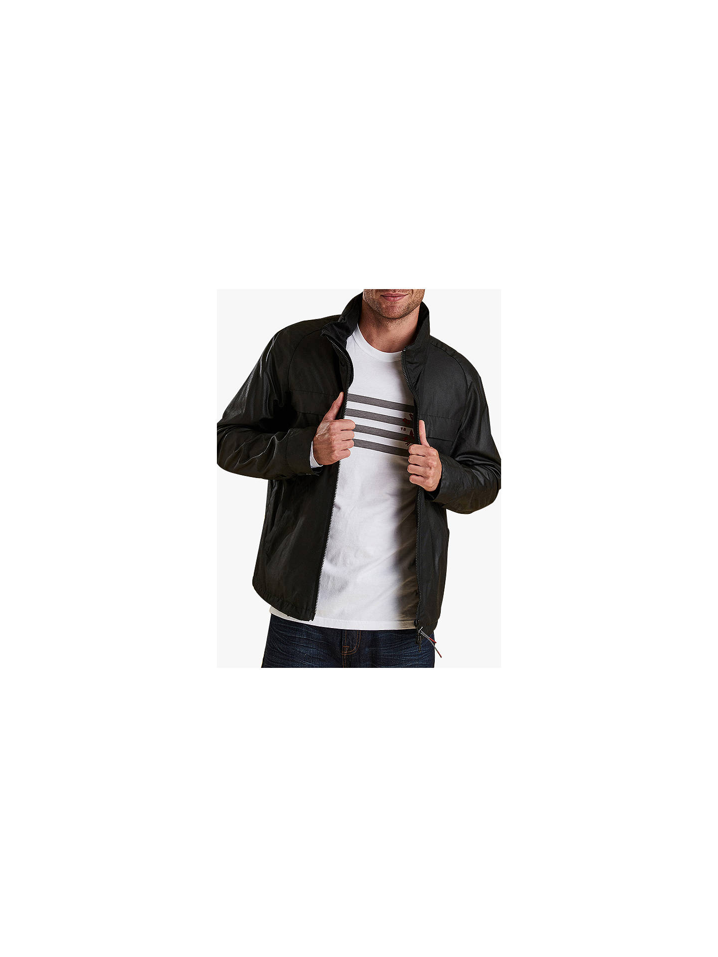 0fbe1a167 Barbour Limey Wax Jacket
