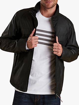 7b64ac79fd5 Barbour Limey Wax Jacket