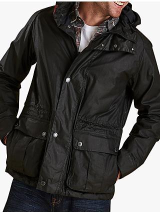 95c527be4ac Barbour | Men's Coats & Jackets | John Lewis & Partners