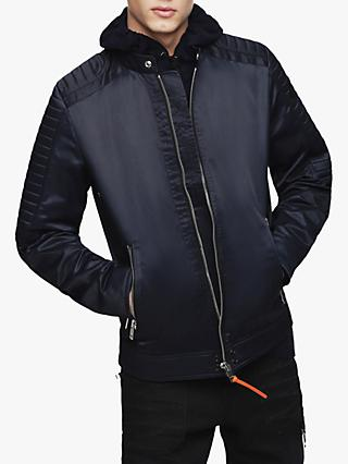 b53409bd77 Men's Jackets & Coats | Leather, Blazer, Bomber, Linen | John Lewis