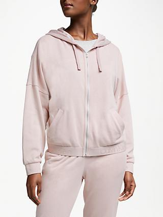 4b2d12dd3a1 Calvin Klein Tonal Logo Zipped Hoodie