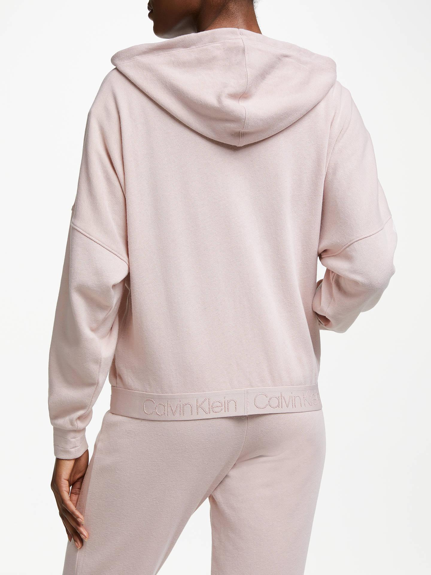c0a17b6dff Buy Calvin Klein Tonal Logo Zipped Hoodie