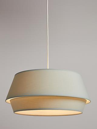 John Lewis & Partners Lisbeth Easy-to-Fit Ceiling Shade