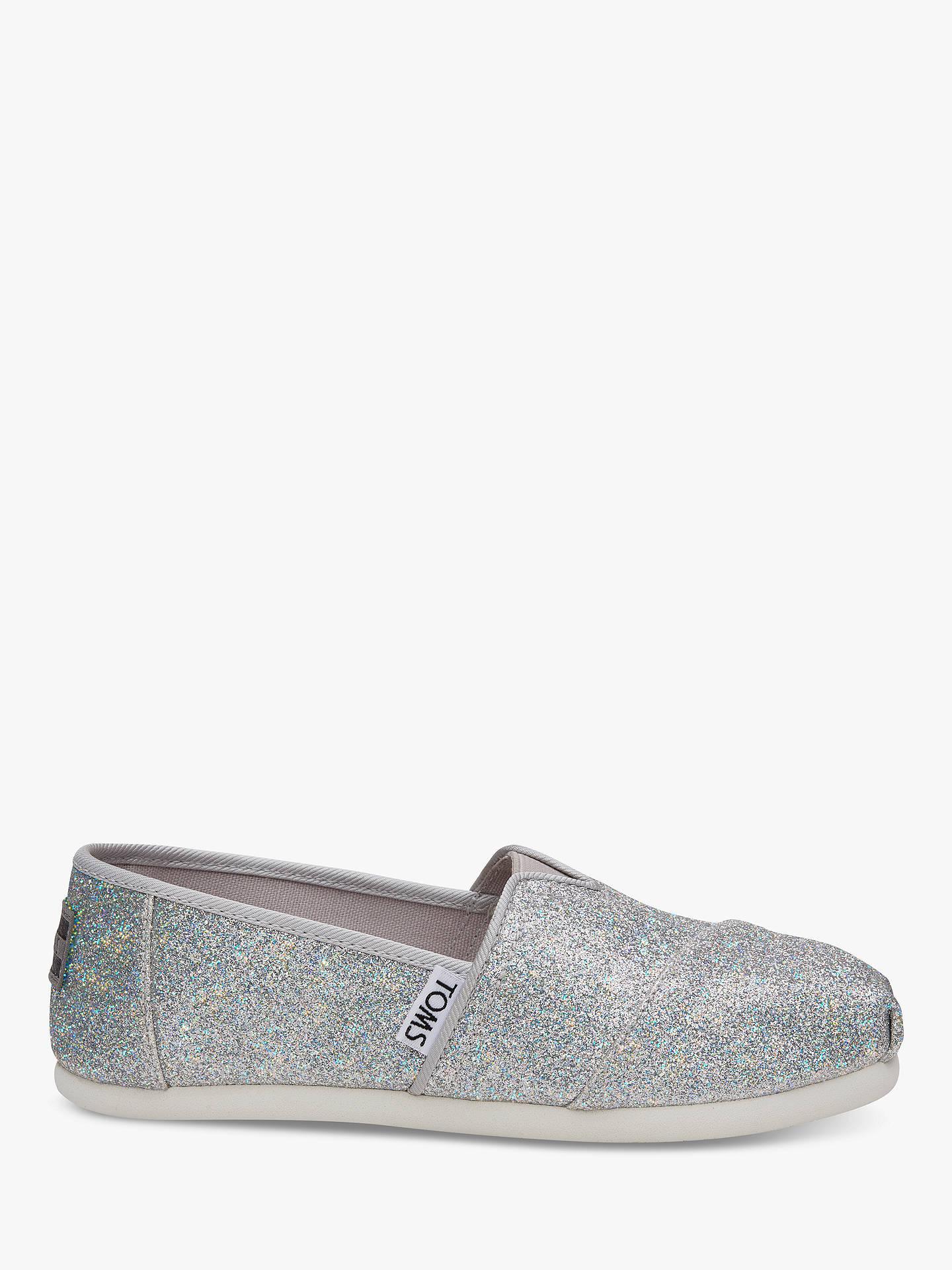 43516905c7b9 Buy TOMS Children s Alpagartas Glitter Casual Shoes