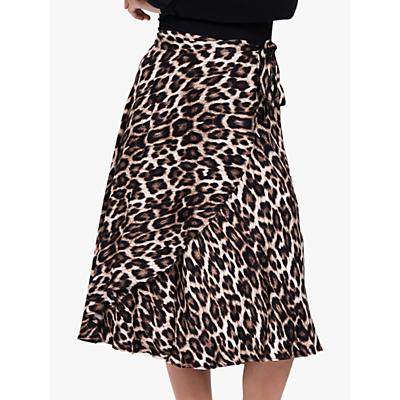 Ghost Jayne Skirt, Leopard Print