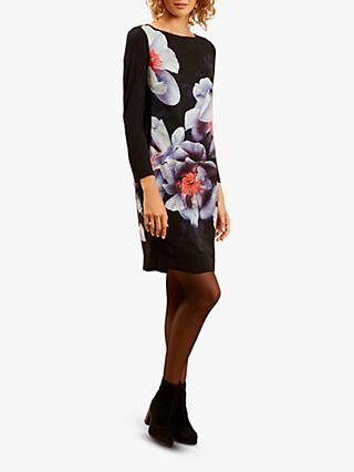 Fenn Wright Manson Eleanor Floral Shift Dress, Poppy