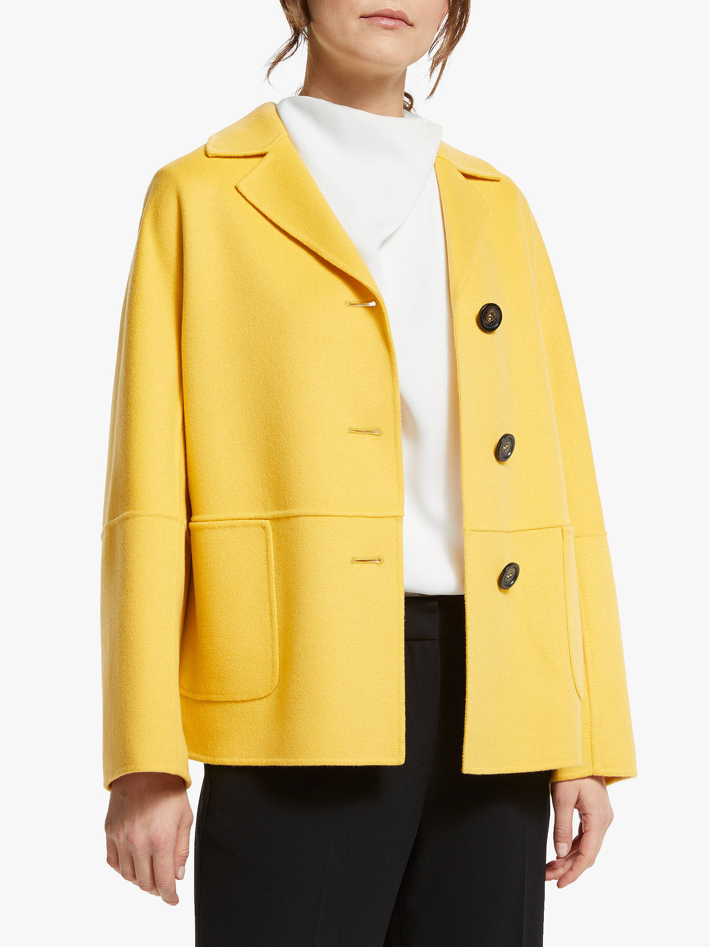 8f05a7e922b3 Weekend MaxMara Virgin Wool Coat