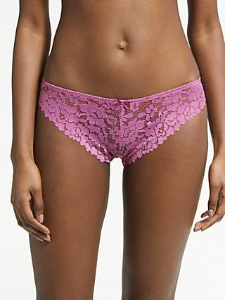 John Lewis & Partners Lottie Lace Briefs