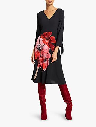 e1cd8707e299 Mint Velvet Lila Floral Print Dress