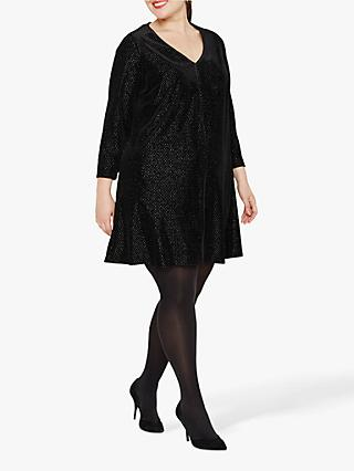 Studio 8 Vivian Tunic Dress, Black