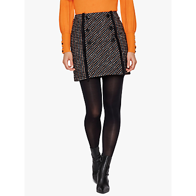 Damsel in a Dress Amara Tweed Skirt, Multi