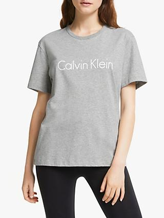 ef0b9f993df Calvin Klein Logo Short Sleeve T-Shirt