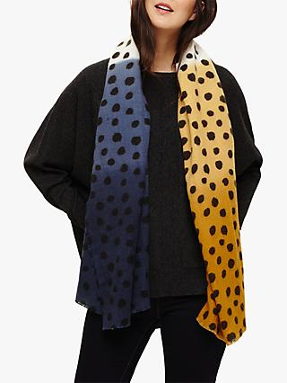 Phase Eight Kalyn Spot Scarf, Multi