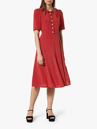 f8fb400673 L.K.Bennett Montana Silk Dress