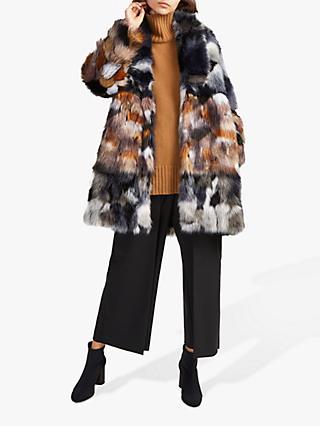 Women S Faux Fur Jackets Outerwear John Lewis Partners