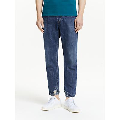 Diesel Mharky Slim Jeans, Dark Blue 080AG