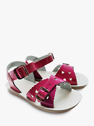 db10b30d1590 Salt-Water Children s Sweetheart Leather Sandals