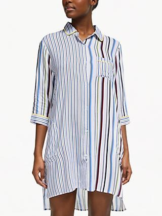 DKNY Easy Does It Stripe Nightshirt a65b30dc7