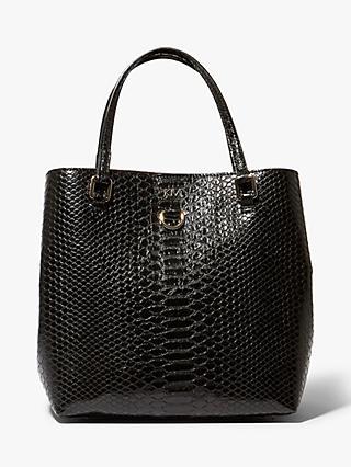 09b77740fb Karen Millen Snakeskin Shoulder Bag