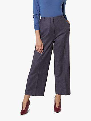 L.K.Bennett Aurore Trousers, Grey
