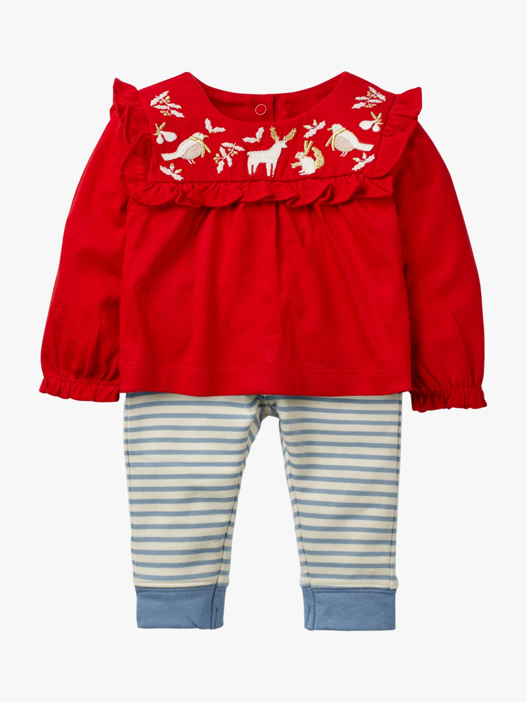 NEW BABY MINI BODEN SIZE 0 3 6 12 MONTHS 3-4 YEARS EMBROIDERED JERSEY TOP