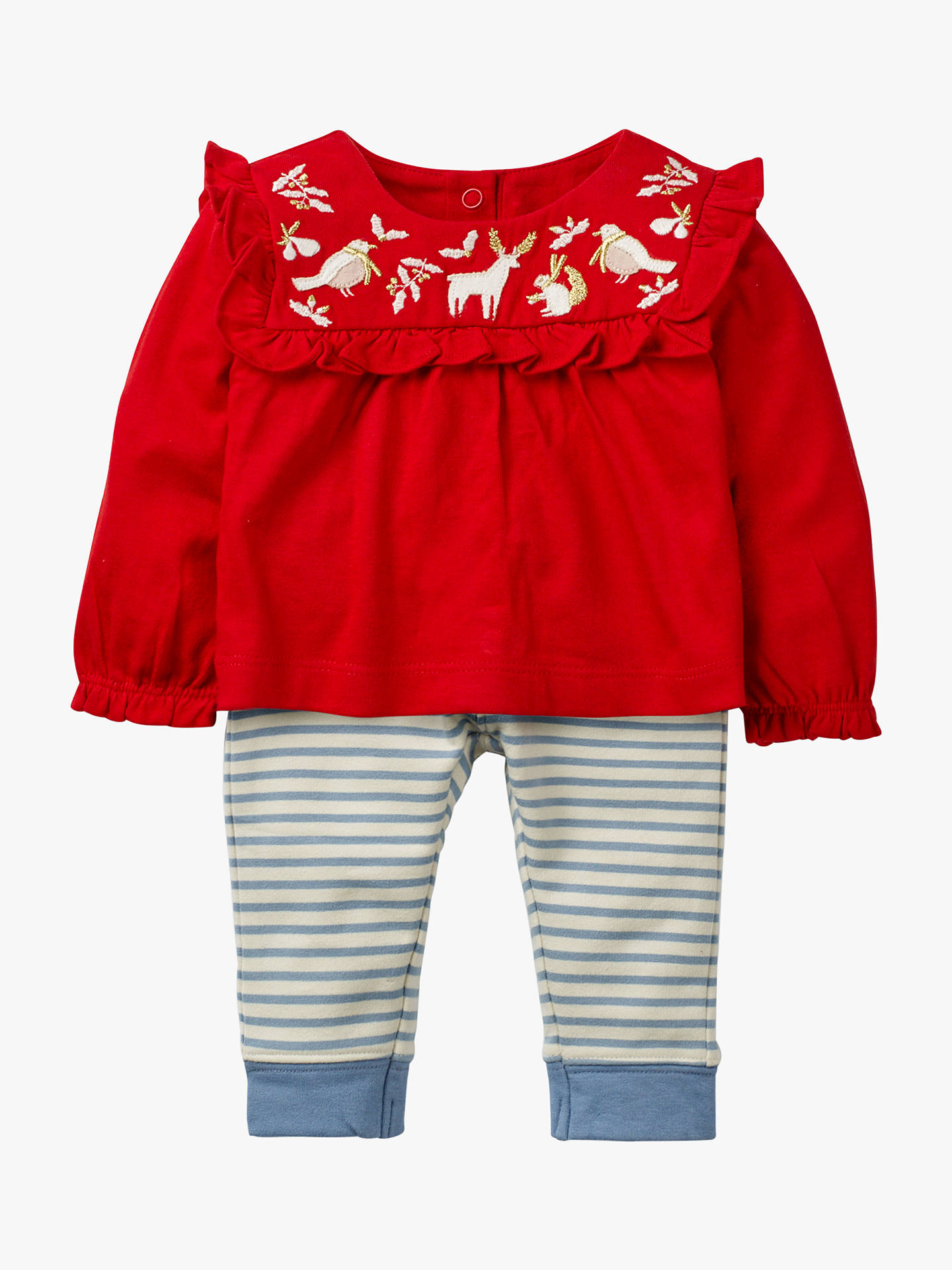 11cd633ac Mini Boden Baby Printed Jersey Play Set
