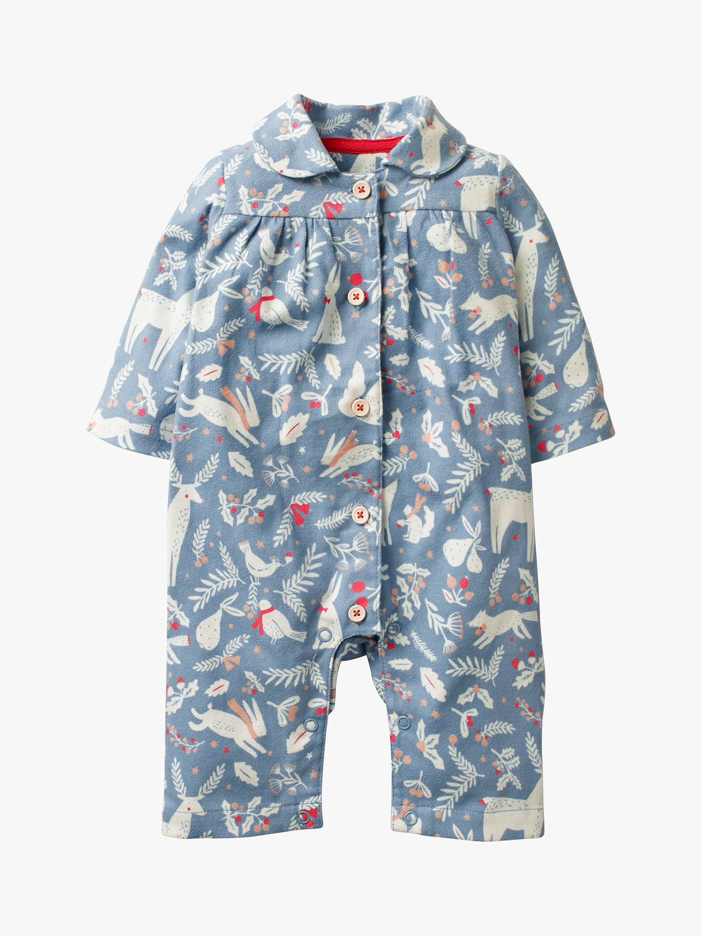 3d44d6070 Mini Boden Baby Festive Printed All-In-One