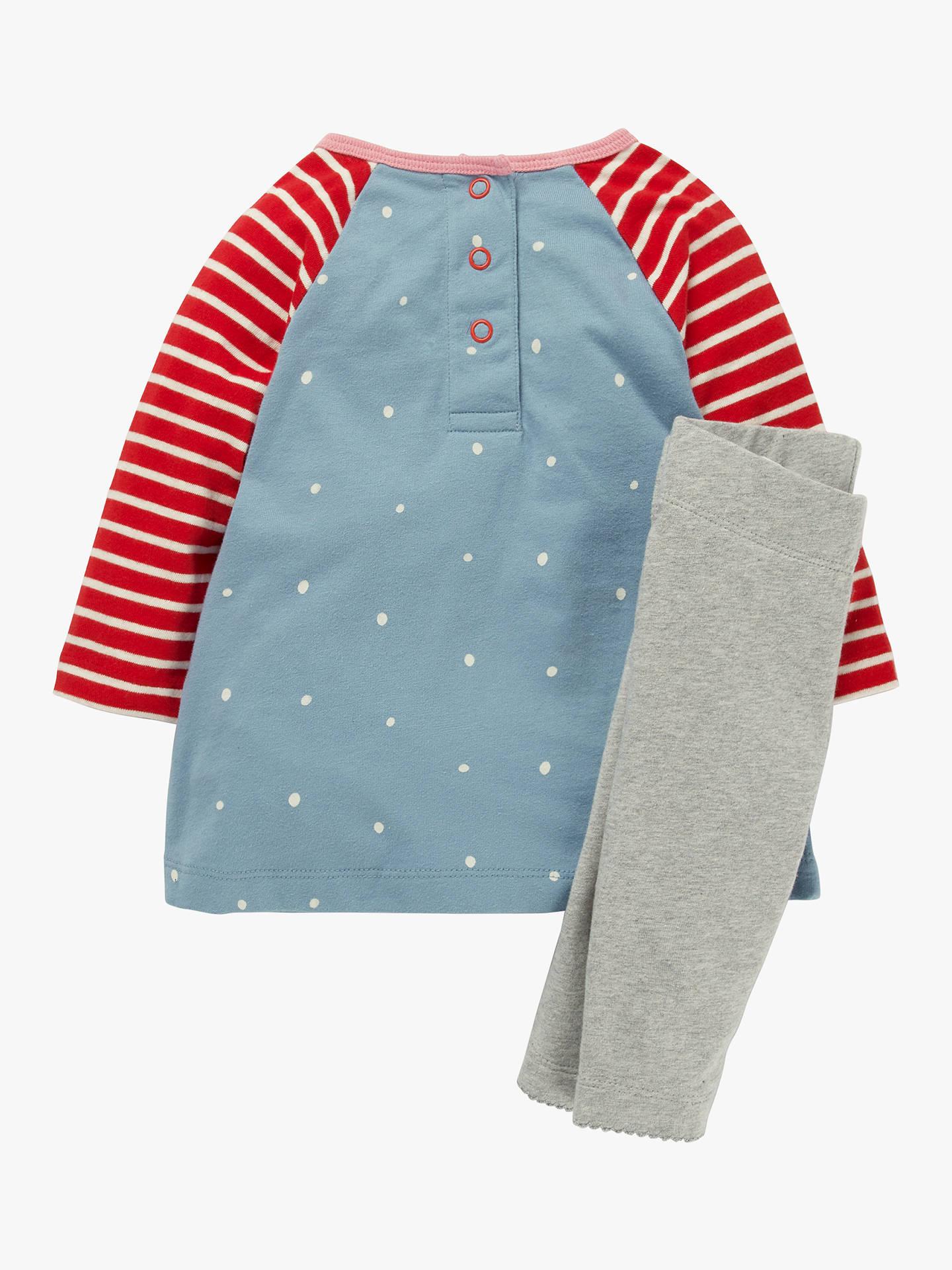 7900fc85d9de Mini Boden Baby Appliqué Friends Dress Set