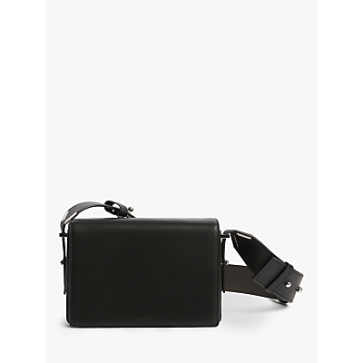 AllSaints Versailles Leather Shoulder Bag
