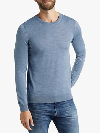 BOSS Merino Mouline Slim Fit Jumper