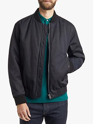 BOSS Prima Bomber Jacket, Dark Blue