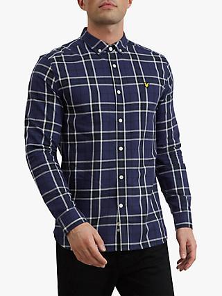 44456b3d2860 Lyle   Scott Check Flannel Shirt