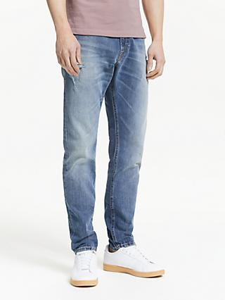 Diesel Thommer Slim Fit Jeans, Blue 069DZ