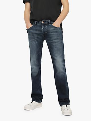Diesel Larkee 087AS Straight Jeans, Dark Blue