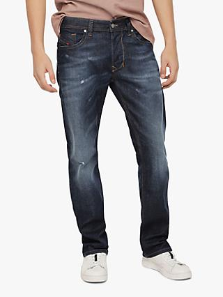 Diesel Larkee 087AN Straight Jeans, Dark Blue