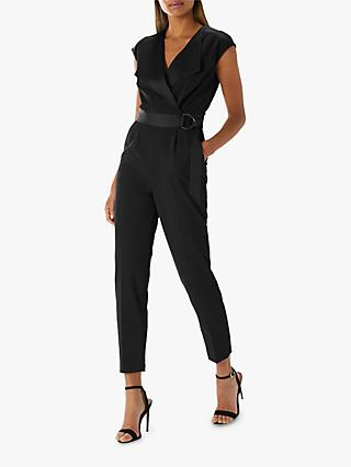 Coast Carlo Jumpsuit, Black