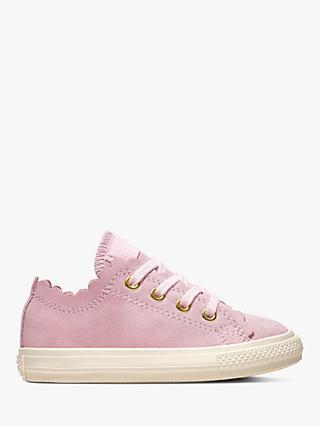 clearance hot rosa converse girls 7ad5b b8238