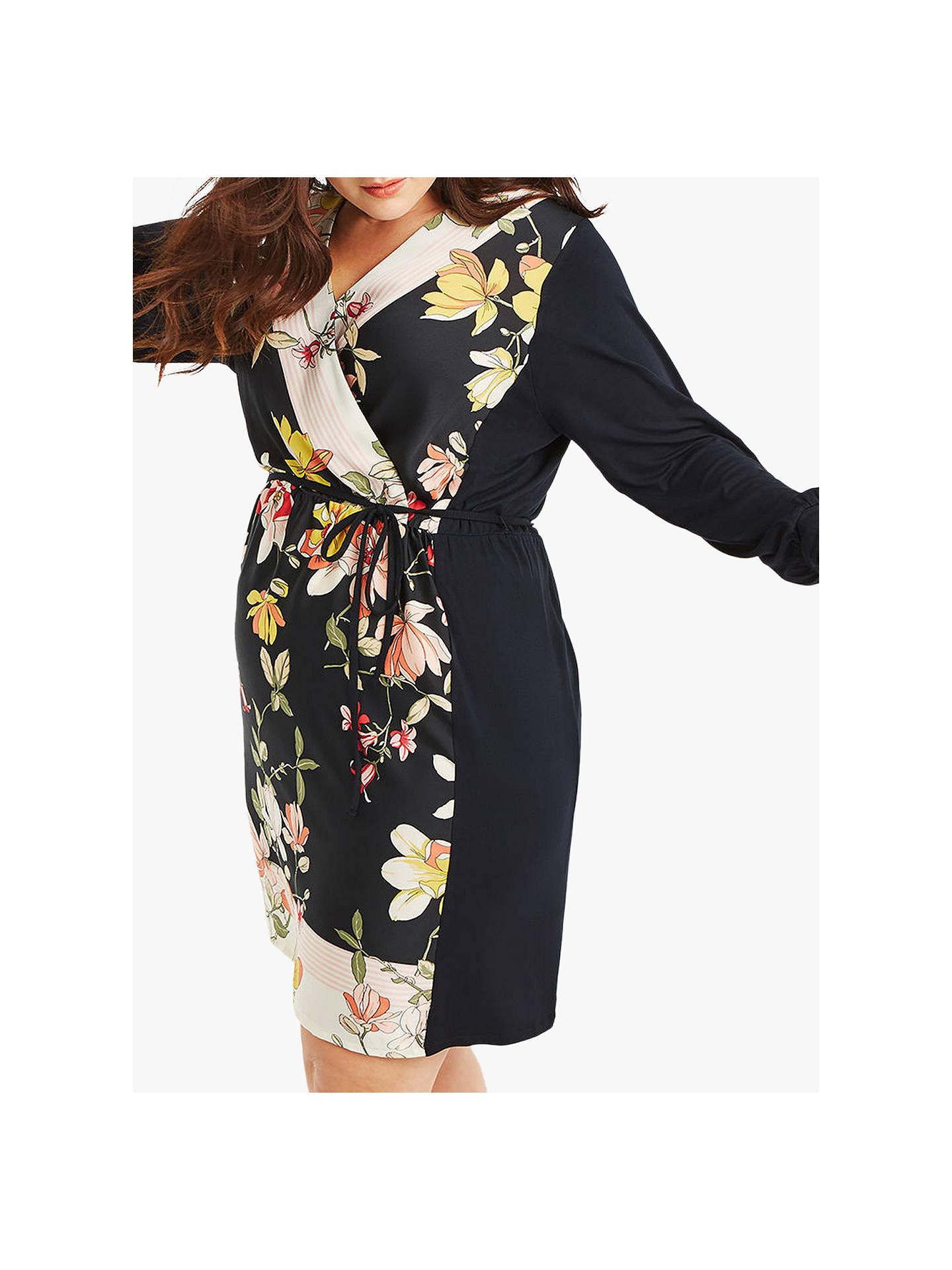 eba7e24e868 ... BuyOasis Curve Woven Front Wrap Dress