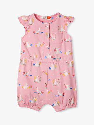 8ca292a86 Baby & Toddler Rompers & Playsuits | John Lewis & Partners