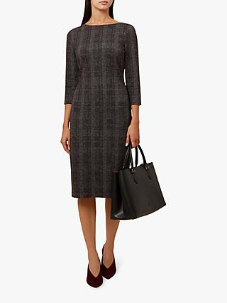 Hobbs Josie Dress, Grey