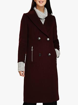 Phase Eight Connie Wool Blend Coat