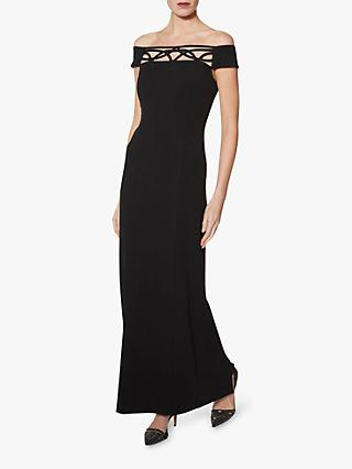 Gina Bacconi Nina Stretch Maxi Dress