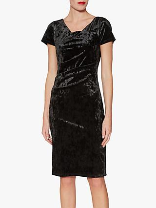 Gina Bacconi Sigrid Velvet Dress