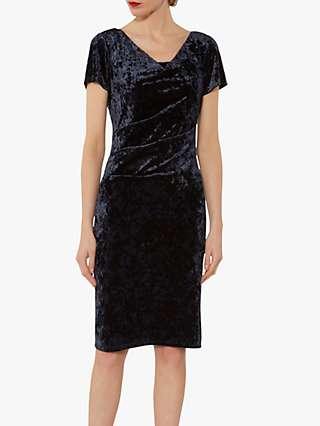 Gina Bacconi Sigrid Velvet Dress