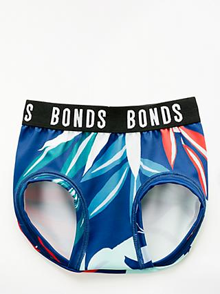 Bonds Babytail Swim Trunks, Blue/Multi