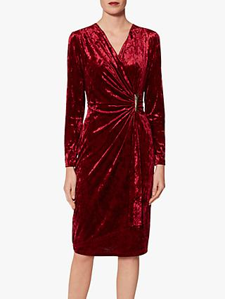 Gina Bacconi Arabella Velvet Dress