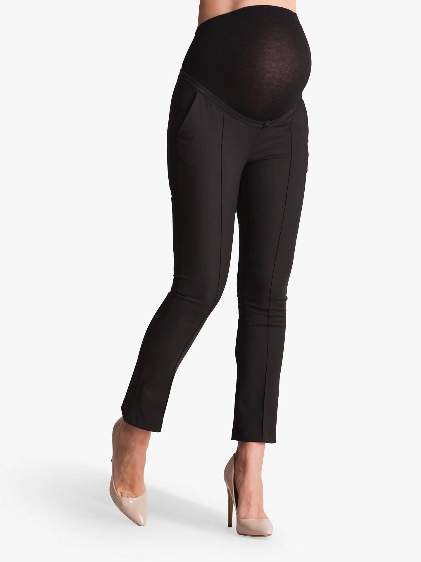 46f66228790 Séraphine Cressida Maternity Trousers, Black