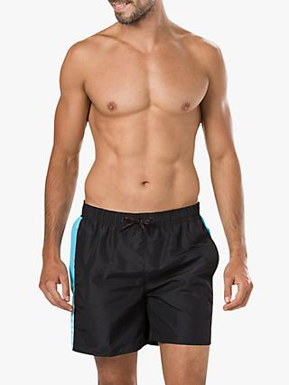 "Speedo Sport Vibe 16"" Swim Shorts, Black"