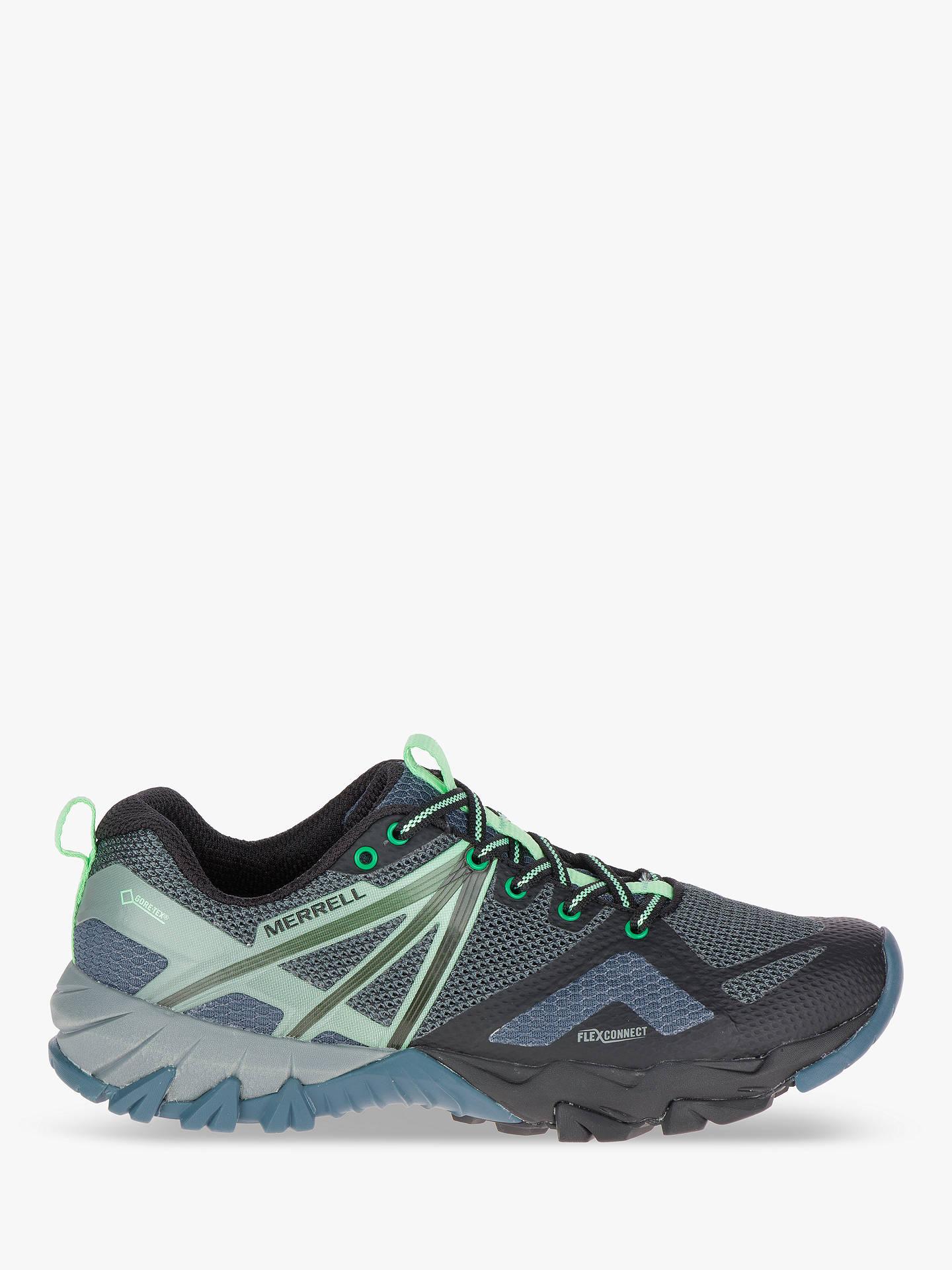 27adf586bf319 Buy Merrell MQM Flex Women's Walking Shoes, Grey, 4 Online at johnlewis. ...