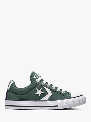Converse Children's Star Player Trainers, Green
